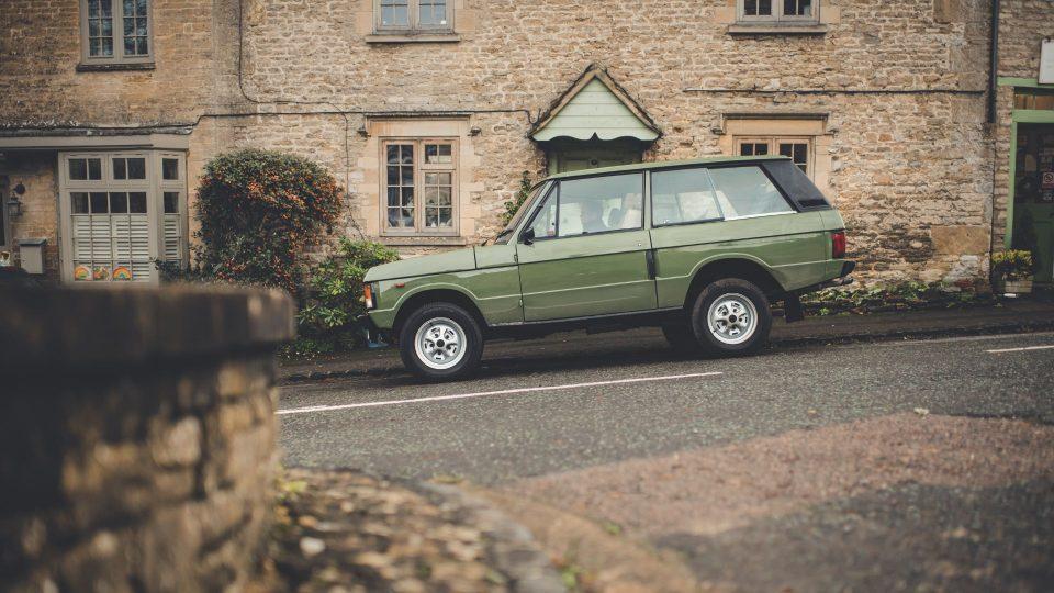 Kingsley Cars Range Rover