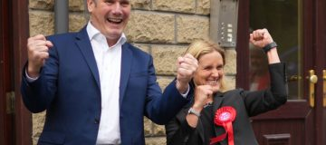 Labour Win The Batley And Spen By-election