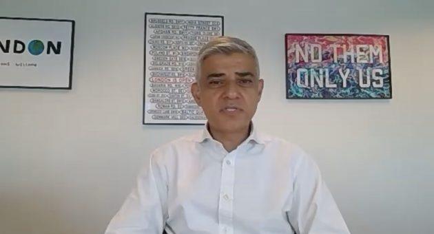 Exclusive: London Mayor Sadiq Khan welcomes Hongkongers with open arms