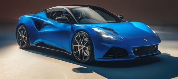 Lotus Emira revealed: new sports car takes on Porsche Cayman and 911
