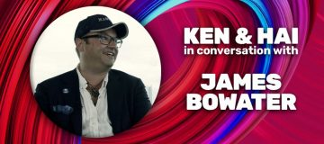 Meld in conversation with James Bowater