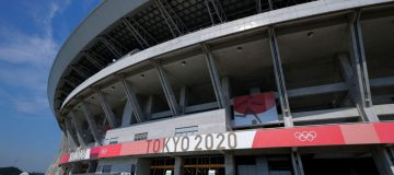 The Tokyo 2020 Olympics are due to open officially on Friday, a year later than planned