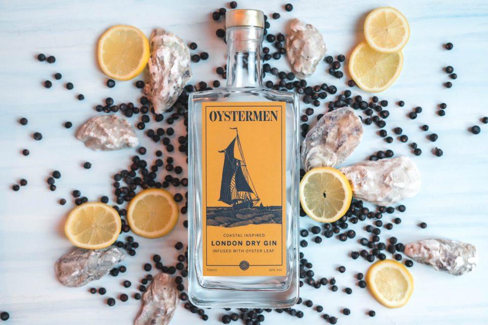 Essex based gin-maker Oystermen