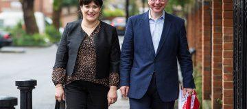 Political Leaders Vote In The EU Referendum