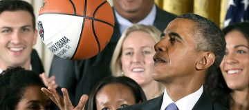 Obama has also taken a minority stake in NBA Africa as part of his strategic partnership