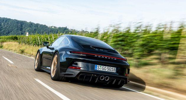 Porsche 911 GT3 Touring 2021 review: the subtle supercar