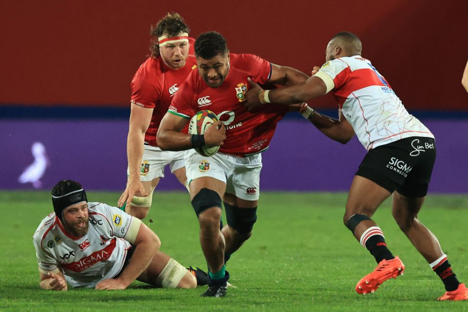 The Lions have already seen Saturday's tour match against the Bulls postponed