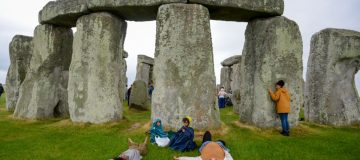 Court rules Shapps' plan to build £1.7bn tunnel near Stonehenge