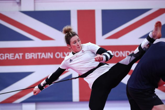 Jade Jones is bidding to become the first Olympian to win three taekwondo gold medals