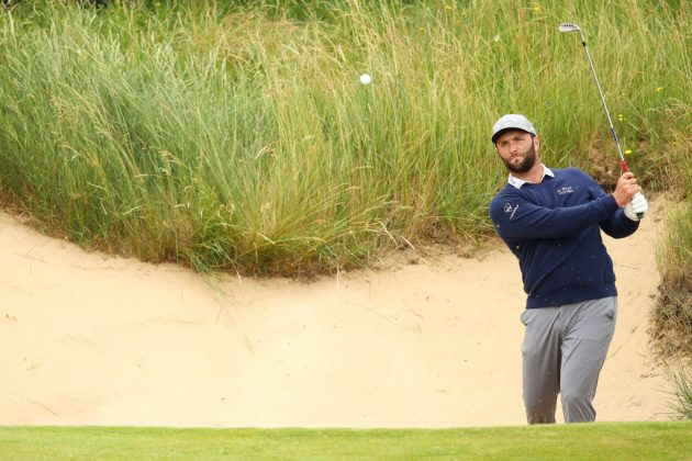US Open winner Jon Rahm is aiming for back-to-back majors at The Open this week in Kent