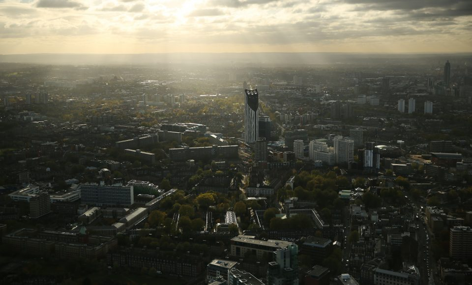 Three Women Held Captive In London
