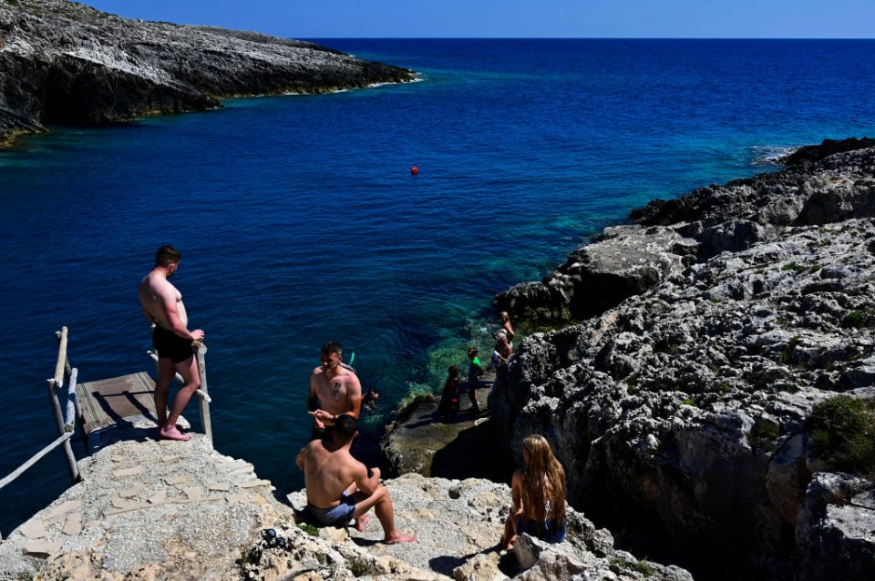 Tourists Arrive On Zakynthos After Easing Of Covid-19 Travel Restrictions
