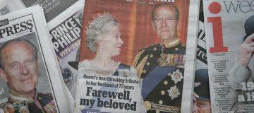 Tributes To Prince Philip, Duke Of Edinburgh