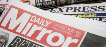 Trinity Mirror Buys Express Newspapers For £127 Million