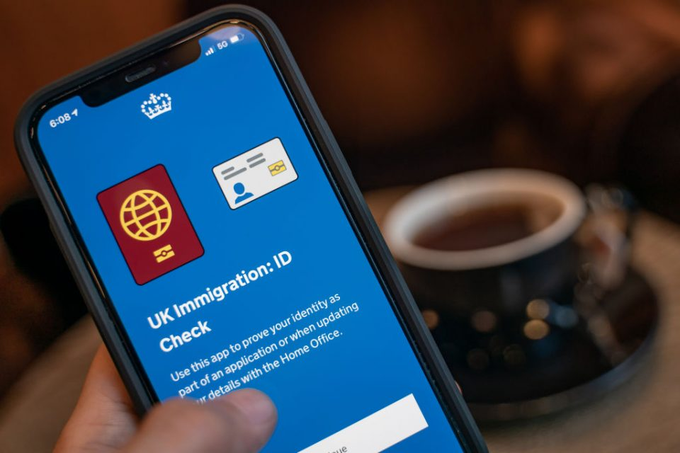 UK Unveils App for Hong Kong BN(O) Appilcants