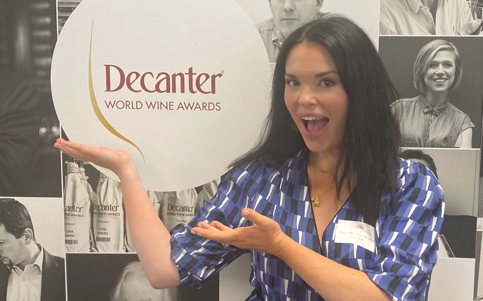 Libby gives the inside scoop from the Decanter Wine Awards