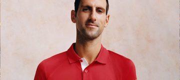 As Wimbledon hots up, here's how to dress like Novak Djokovic