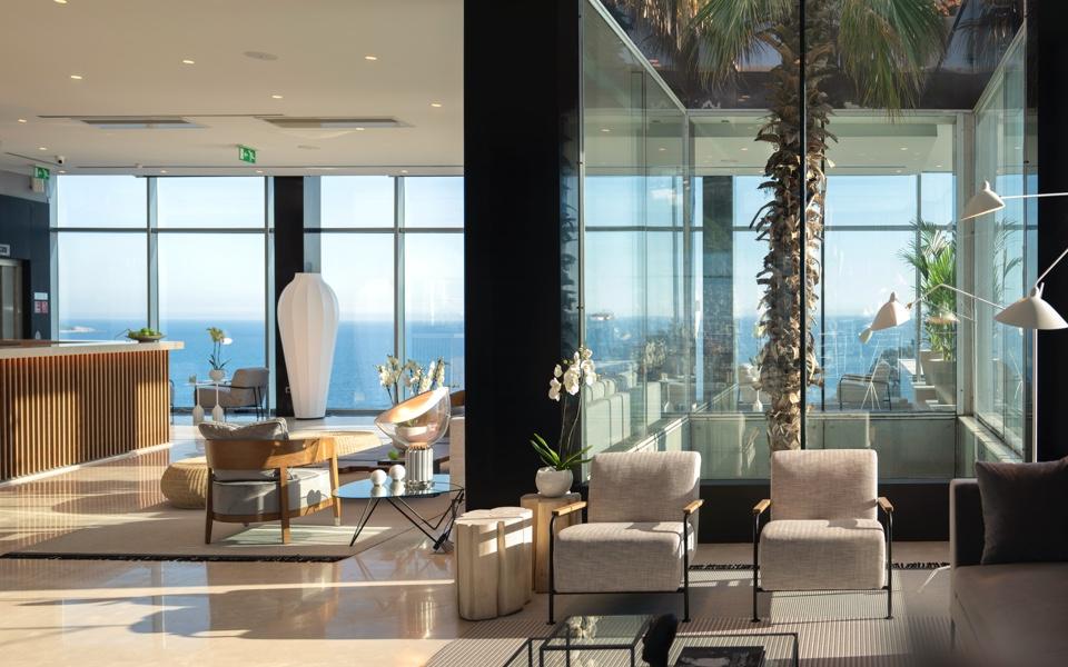 Hotel Bellevue in historical, luxurious Dubrovnik