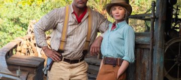 Jungle Cruise is a silly but entertaining Disney adventure