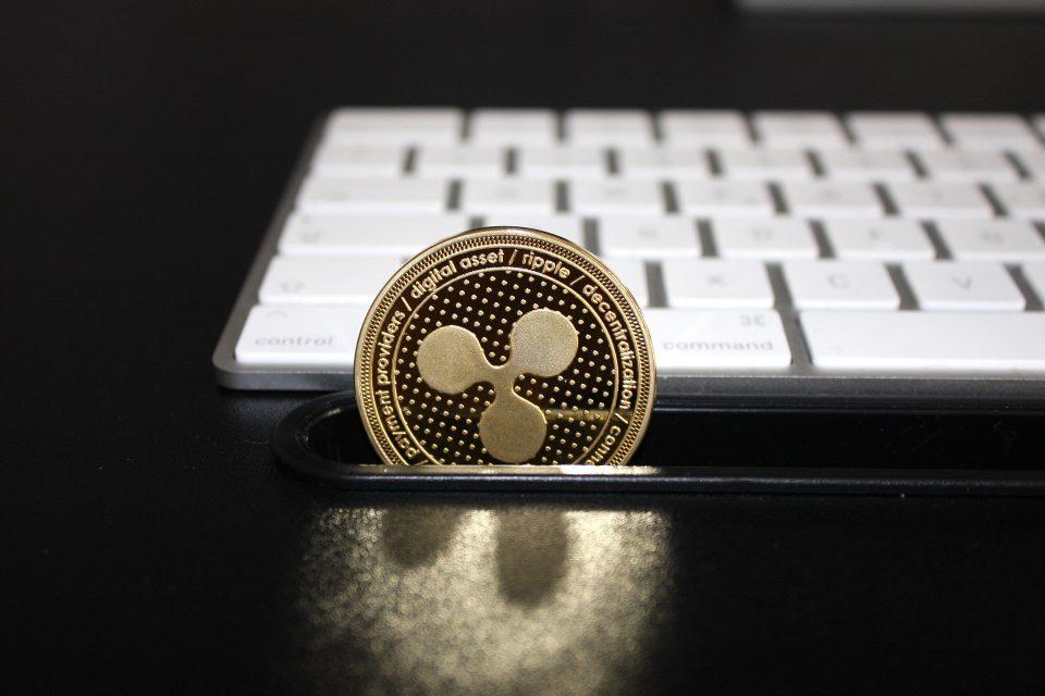 Ripple crypto by keyboard