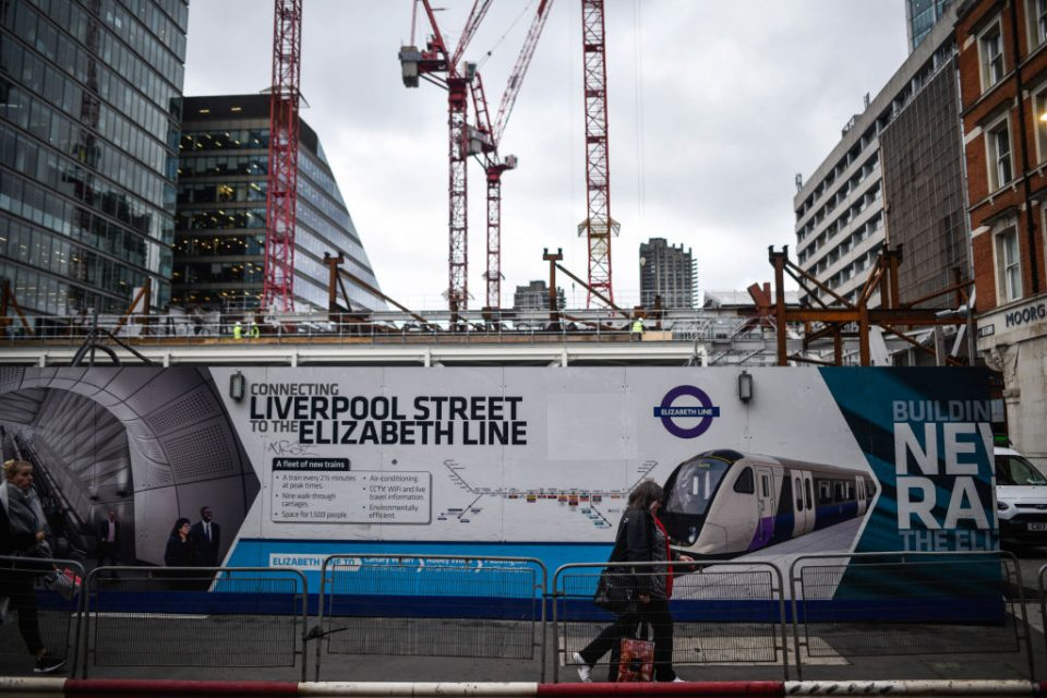 Sadiq Khan is being urged to give assurances that there will be enough money to finish Crossrail after it was revealed that it could cost a further £218m to finish the much-delayed rail project.