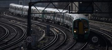 """Some transport workers will be exempt from having to isolate if they are """"pinged"""" by the NHS Covid-19 app, the government has announced this evening."""