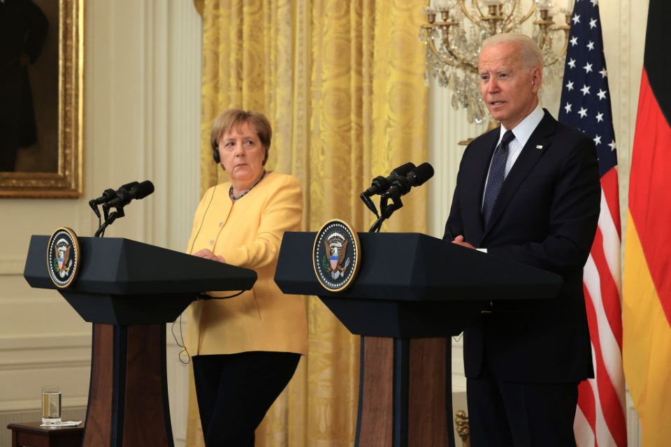 The US and Germany have today struck a deal allowing the completion of the controversial Nord Stream 2 gas pipeline, which has long been a bone of contention between the two countries.