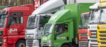 Truck drivers will be able to drive for longer hours from Monday in a bid to relieve the current shortage of haulier operators, the government today announced.