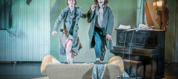 Tennessee Williams' The Two Character Play at Hampstead Theatre