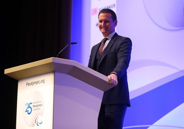 Chris Holmes won nine Paralympic golds in swimming for Britain and helped organise the London 2012 Games