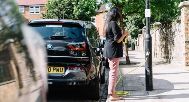 Exclusive: UK electric car market in top speed as sales jump 186 per cent during pandemic