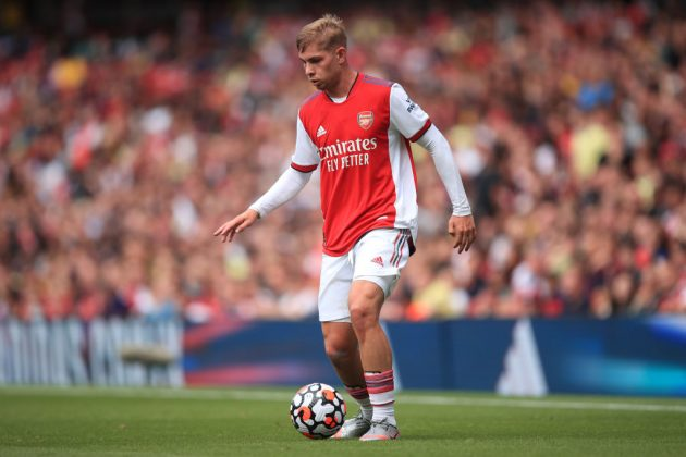 Arsenal have handed Emile Smith Rowe the No10 shirt in recognition of his importance to the team