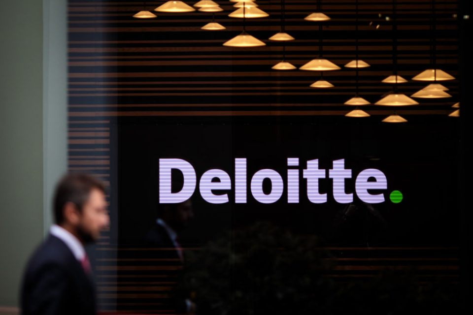 Deloitte Global Blockchain Survey
