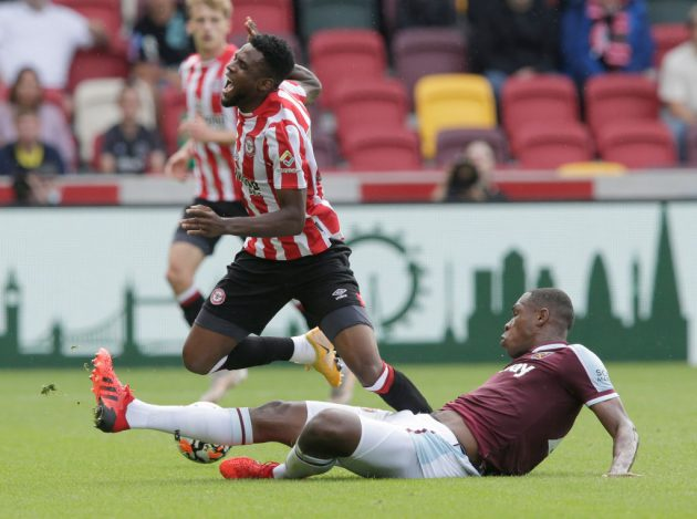 Brentford fans are excited to see what impact Frank Onyeka can make in the Premier League