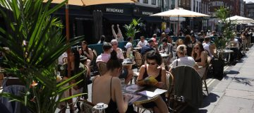 Brits Bask In Long-Awaited Sunshine On Bank Holiday