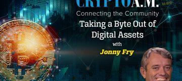 Jonny Fry Taking a Byte out of Digital Assets