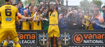 Sutton United defied the odds to win the National League in May and book their place in the English Football League for the first time