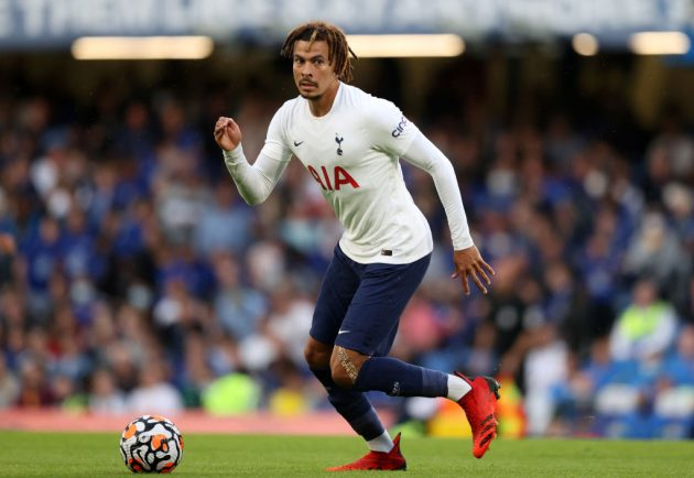 Tottenham will be looking for an improved season from midfielder Dele Alli under new boss Nuno Espirito Santo