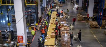 China's E-Commerce Giants Hope To Fuel Retail Rebound On Singles Day