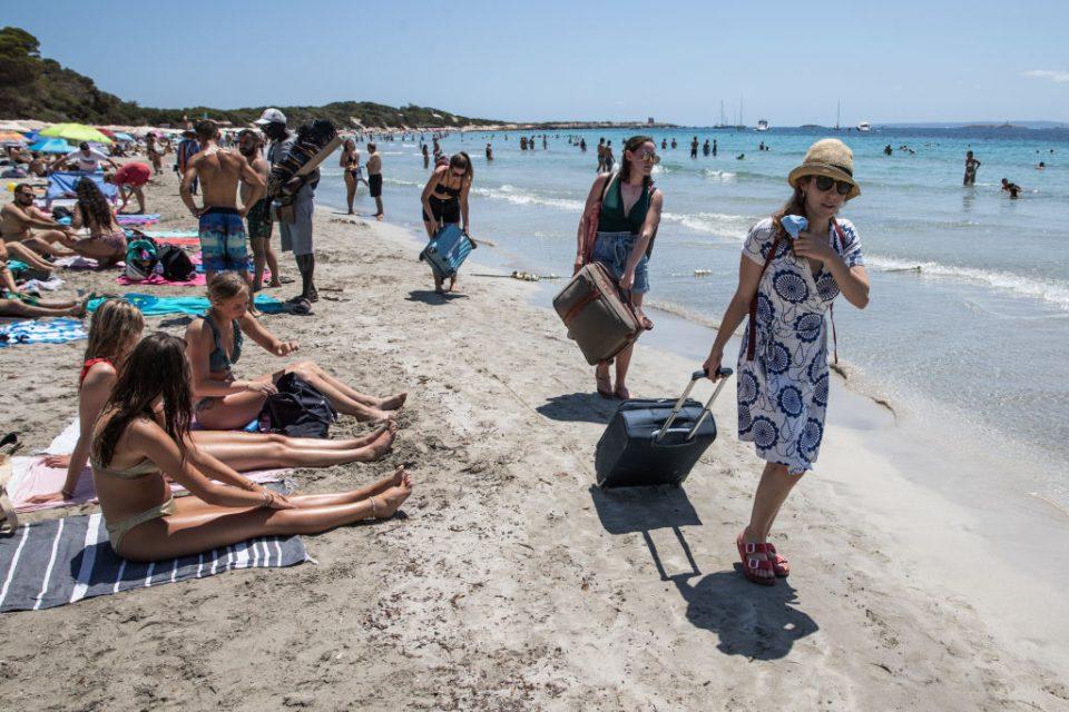 Covid-19: Ibiza Added To UK Amber Travel List