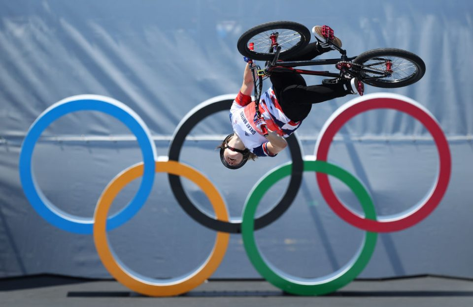 Team GB's success stories from the Tokyo 2020 Olympics, such as BMX rider Charlotte Worthington, started out in grassroots sport