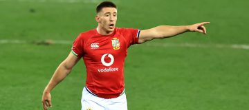 Wing Josh Adams will make his British and Irish Lions Test debut in one of six changes for the decisive final Test in South Africa
