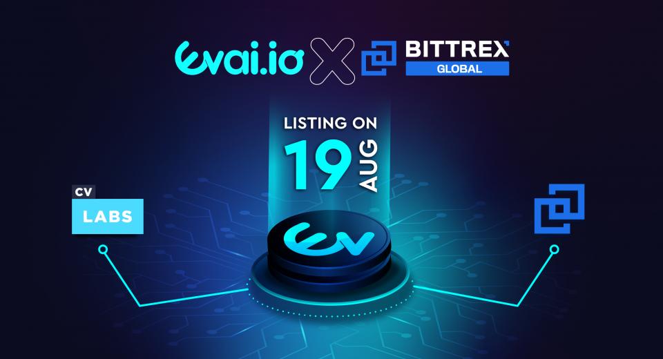 Evai Bittrex listing