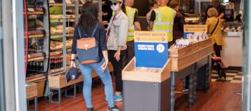 Face Coverings In UK Shops Becomes Mandatory