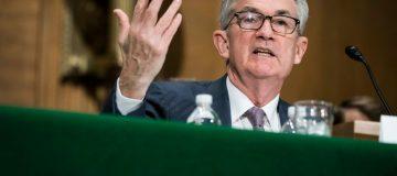 Federal Reserve Chairman Jerome Powell Testifies Before Senate Committee