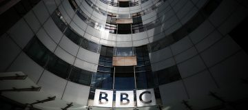 General Views of BBC Broadcasting House