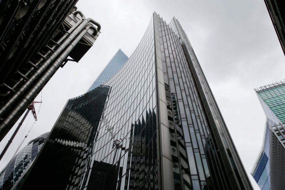 German Bank DWS Put $187m London Offices Up For Sale