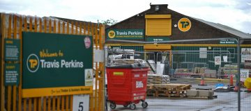 Travis Perkins raises profit forecast after strong first-half trading