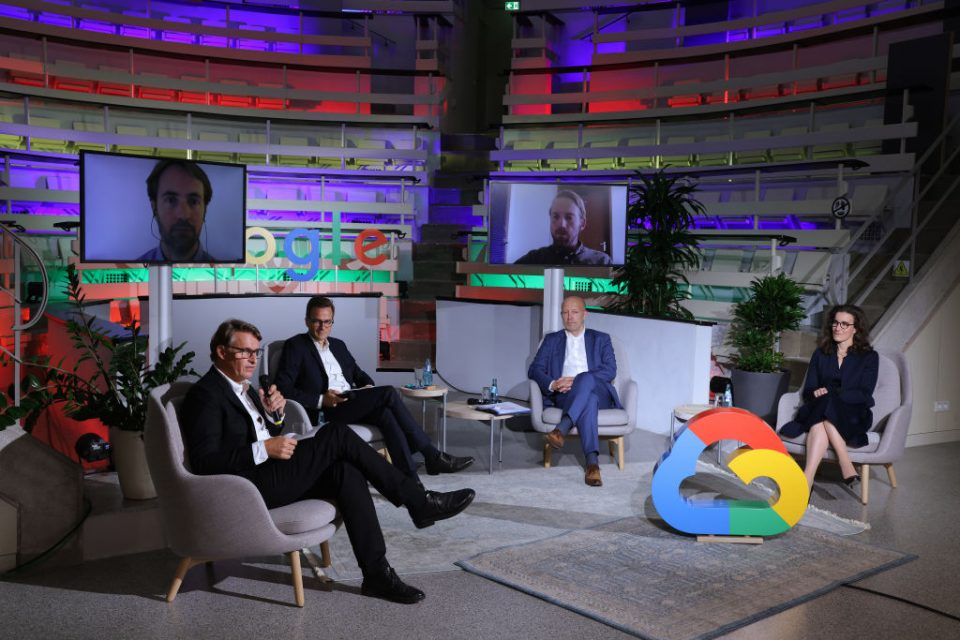 Google Announces EUR 1 Billion Investment In Germany, Including Renewable Energies