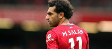 Liverpool's Mo Salah is among the players affected by the stand-off, which Fifa president Gianni Infantino wants Prime Minister Boris Johnson to resolve